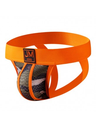 JM Orange/Camo Jock