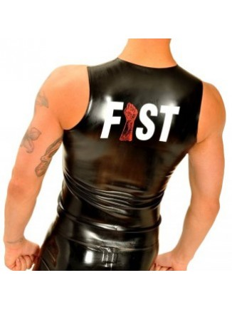 Fist Rubber Muscle Top