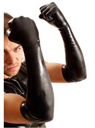Elbow gloves