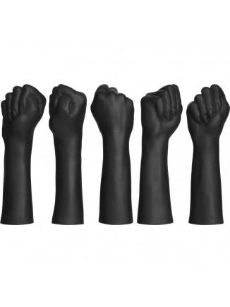 KINK Dual Density SECONDSKYN Fist Closed Fist Black