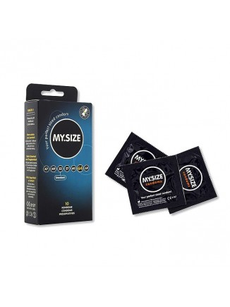 My.Size 64mm Condom 10 Pack