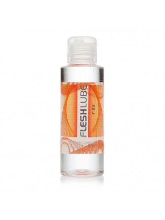 Fleshlube Fire Warming Lubricant 100ml