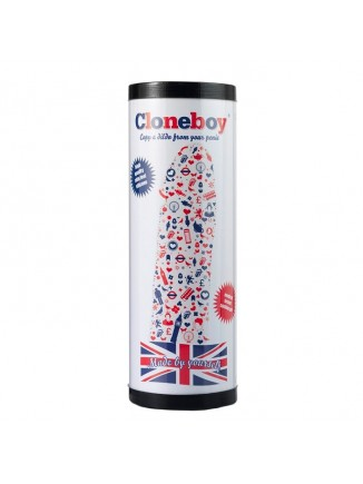 Cloneboy Made By Yourself England Cast Your Own Dildo