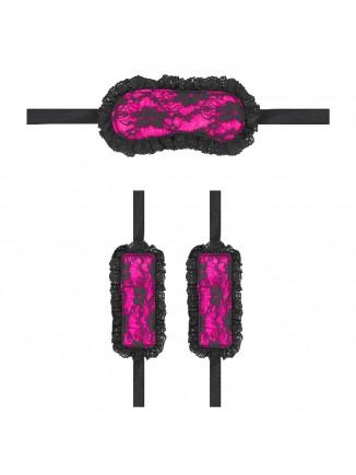 Introductory Bondage Kit Pink