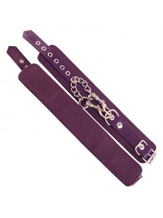 Ankle Cuffs Purple