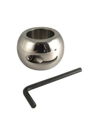 Donut Stainless Steel Ballstretcher 4cm