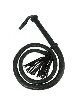 Long Arabian Whip Black
